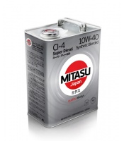 Japoński olej: MJ-222 MITASU SUPER DIESEL CI-4 10W-40 Synthetic Blended