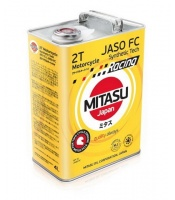 Japoński olej: MJ-922 MITASU RACING 2T MOTORCYCLE Synthetic Oil